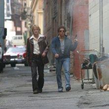 Ben Stiller e Owen Wilson in una scena di Starsky & Hutch