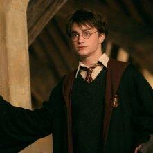 Daniel Radcliffe nella terza avventura cinematografica del maghetto Harry Potter