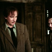 David Thewlis - Lupin - col temuto SIrius Black, interpretato da Gary Oldman