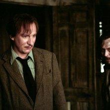 David Thewlis - Lupin - col temuto SIrius Black, interpretato da Gary Oldman