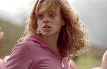 Emma Watson è una deliziosa Hermione Granger in Harry Potter and the Prisoner of Azkaban