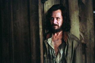 Gary Oldman è il prigioniero di Azkaban, Sirius Black