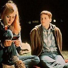 Hilary Swank e Chloe Sevigny in una scena di Boys Don't Cry