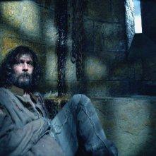 Il grande Gary Oldman è Sirius Black, il prigioniero di Azkaban