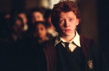 Rupert Grint è il simpaticissimo Ron Weasley
