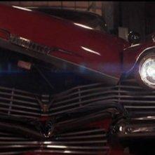 Una scena del film Christine