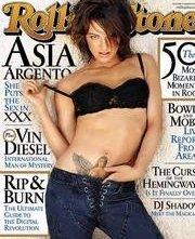 Asia Argento sulla copertina di Rolling Stone per promuovere xXx