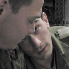 Ohad Knoller e Yehuda Levi in una scena di Yossi & Jagger
