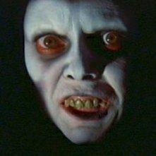 Eileen Dietz presta il volto allo spaventoso Pazuzu in L'esorcista