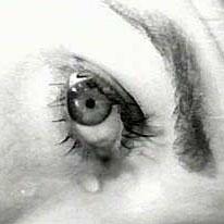 Janet Leigh in una scena di Psycho