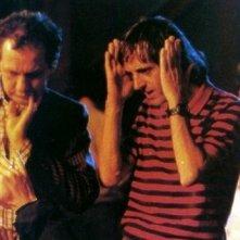 Dario Argento sul set di Opera, il suo film più 'difficile'
