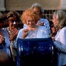 Ellen Burstyn in una sequenza di Requiem for a Dream