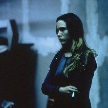 Jennifer Connelly in una sequenza di Requiem for a Dream
