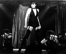 Liza Minnelli in una sequenza di Cabaret