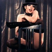 Liza Minnelli in una scena di Cabaret