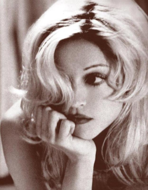 Madonna In Una Foto Promozionale Per Occhi Di Serpente 4509