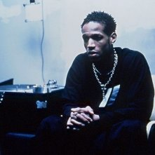 Marlon Wayans in una scena di Requiem for a Dream di Darren Aronofski