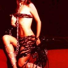 Soledad Miranda in una foto promo per Vampyros lesbos