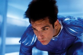 Ben Stiller in una sequenza di Zoolander
