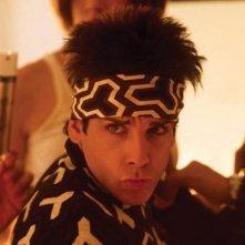 Ben Stiller e una delle irresistibili espressioni di Zoolander