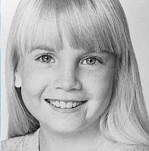 la giovane Heather O'Rourke