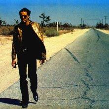 Nicolas Cage in una scena di Cuore selvaggio di David Lynch
