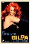 Rita Hayworth nel manifesto italiano di Gilda