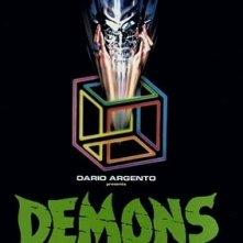 Poster giapponese di Demoni