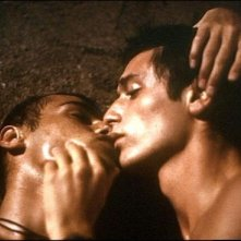 Stephane Rideau e Jeremie Elkaim in una scena di Quasi niente
