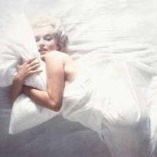 Una splendida Marilyn Monroe in una leggendaria immagine di Bert Stern