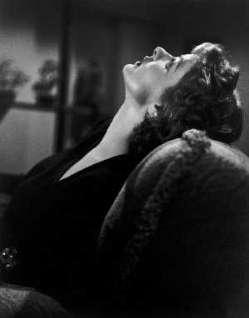 Ingrid Bergman in una foto di Robert Capa