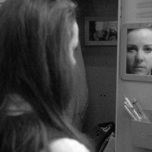 Jena Malone in una scena di Donnie Darko