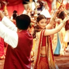 Aishwarya Rai in Matrimoni e pregiudizi (Bride and Prejudice)
