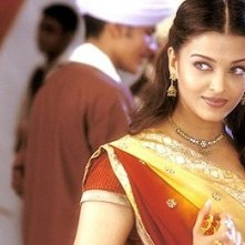 Aishwarya Rai in Matrimoni e pregiudizi, del 2004