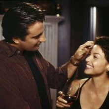 Ashley Judd e Andy Garcia in una scena del film La tela dell'assassino