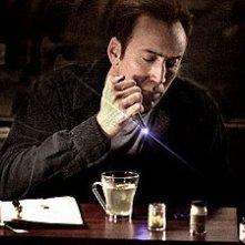 Nicolas Cage in una sequenza de Il mistero dei templari