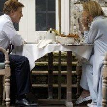 Robert Redford e Helen Mirren in una scena del film In ostaggio