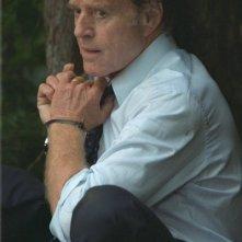 Robert Redford in una scena del film In ostaggio