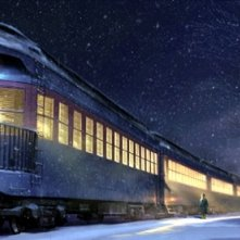 Una sequenza del film Polar Express