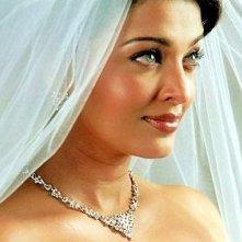 Una splendida Aishwarya Rai in Matrimoni e pregiudizi