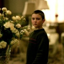Cameron Bright in una scena di Birth - Io sono Sean