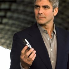 George Clooney in Ocean's Twelve