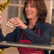 Jamie Lee Curtis nel film Fuga dal Natale