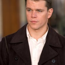 Matt Damon in Ocean's Twelve