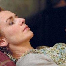 Sandrine Bonnaire in una scena del film Confidenze troppo intime