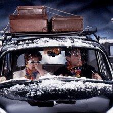 Una scena tratta dal film Il magico Natale di Rupert