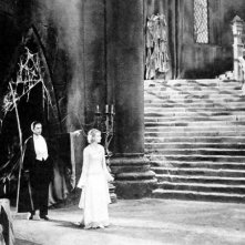 Bela Lugosi e Frances Dade in Dracula