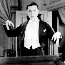 Bela Lugosi è il fascinoso conte Dracula