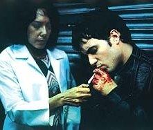 Carmen Madrid e Lucas Crespi in una scena di Nicotina - la vita senza filtro