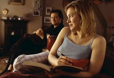Renèe Zellweger e Colin Firth in una scena di Che pasticcio, Bridget Jones!